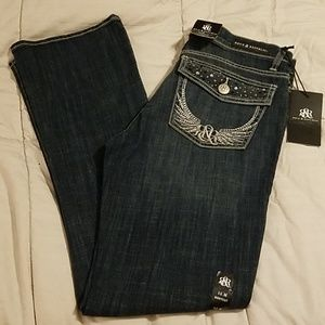 Rock & Republic Women's jeans.